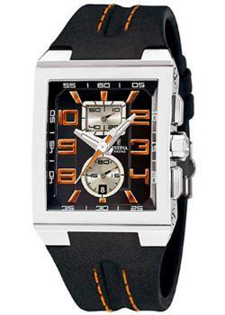 relojes de pulsera cuadrados para hombre, Festina F16184/G, futurbuy