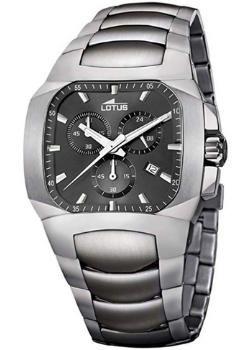 relojes de pulsera cuadrados para hombre, Lotus 15500/9, futurbuy