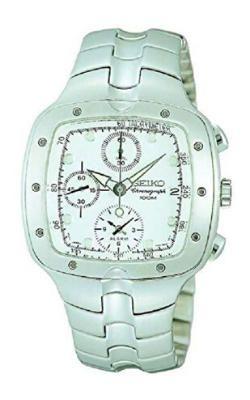 relojes de pulsera cuadrados para hombre, SEIKO SNA009, futurbuy