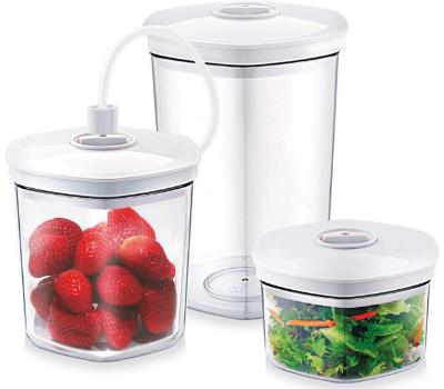 accesorios al vacío, recipientes, bolsas y rollos Caso, set envases futurbuy