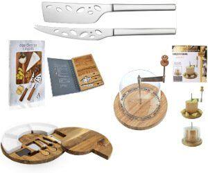 ▷ Regalar cuchillos para queso