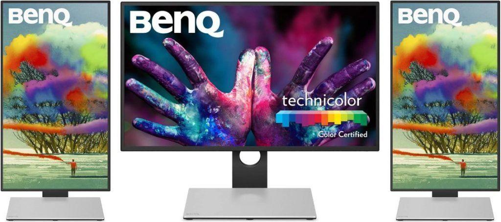Monitor benq pd2710q