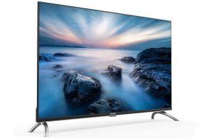 Televisor Chiq AndroidTV 4k uhd 43 pulgadas